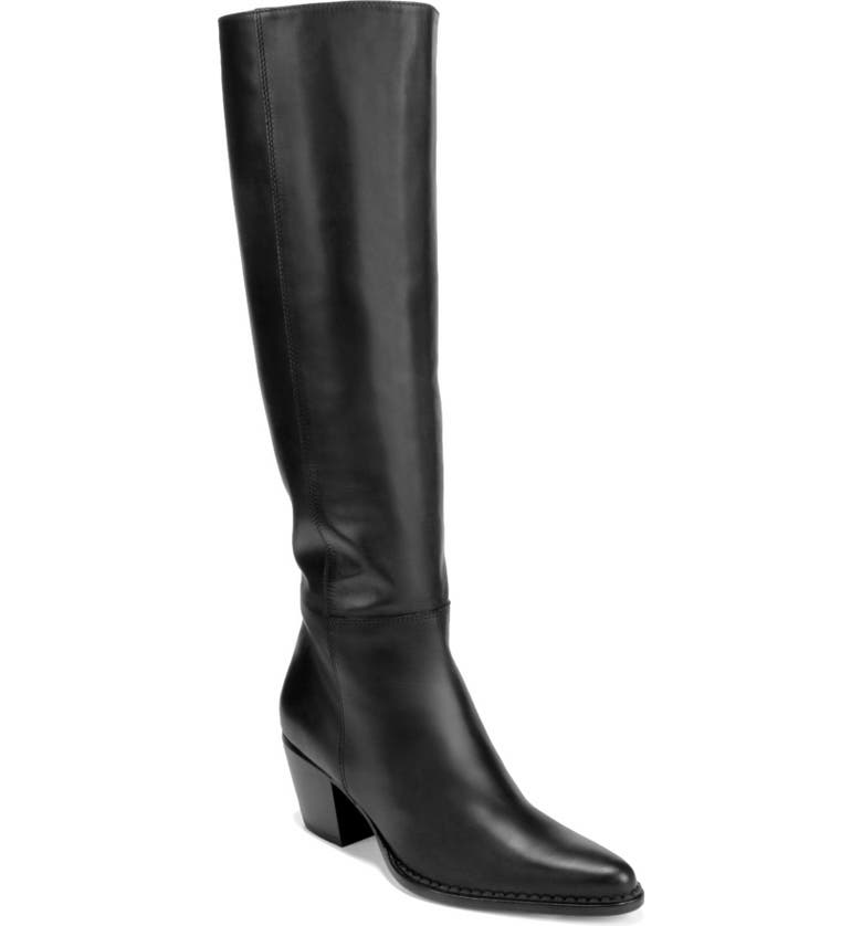 VINCE Hurley Tall Boot, Main, color, 001