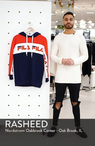 Rita Oversize Hooded Sweatshirt, sales video thumbnail