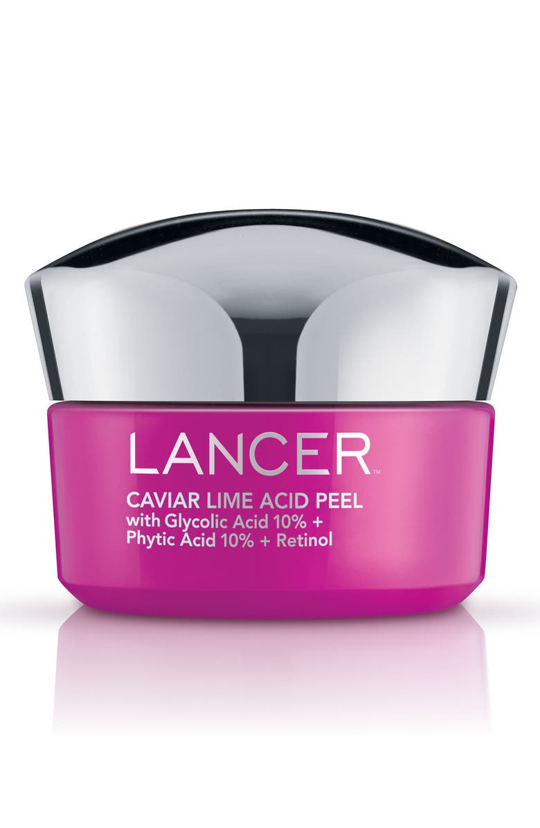 LANCER SKINCARE Caviar Lime Acid Peel, Main, color, NO COLOR