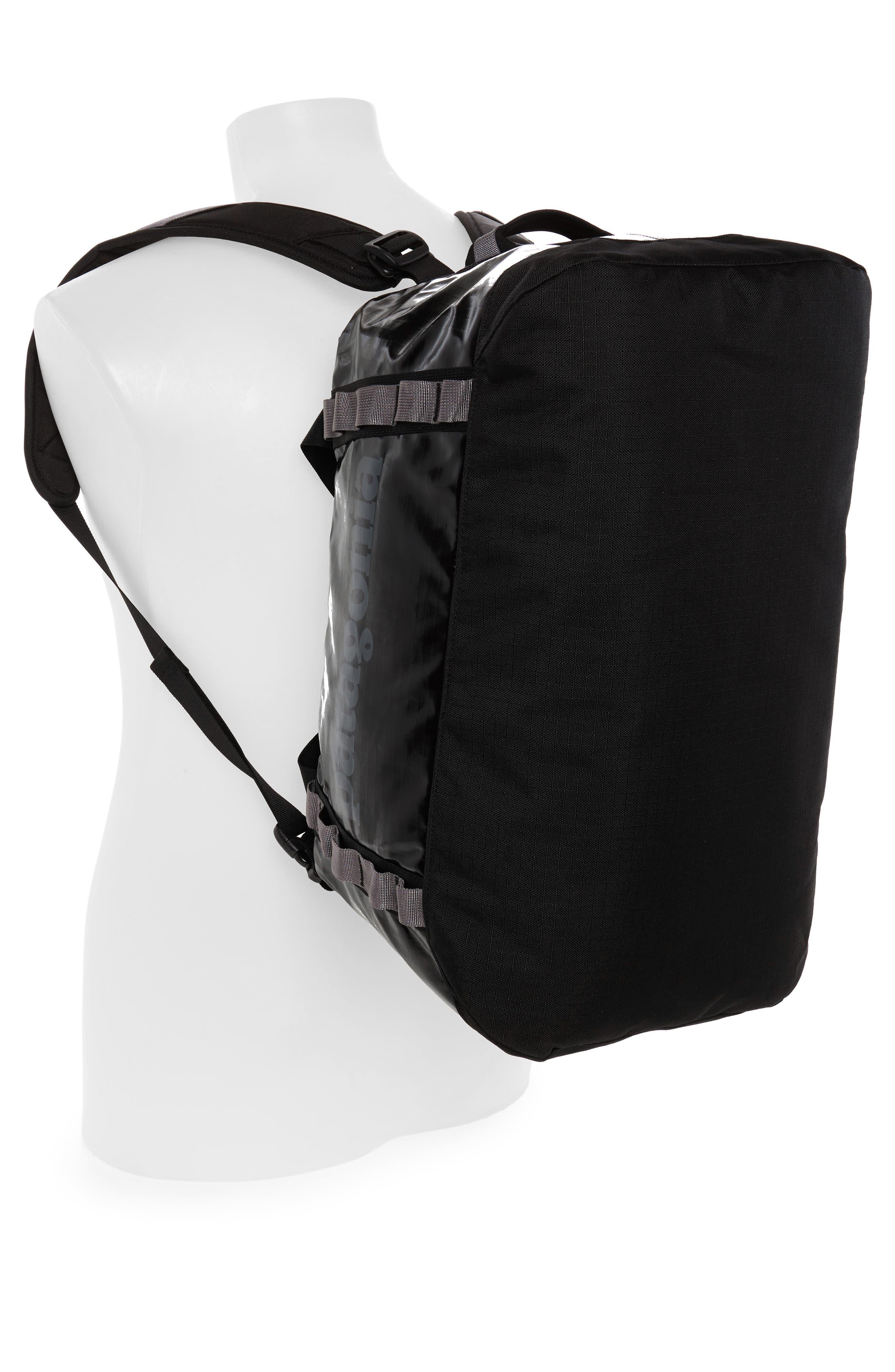 ,                             Black Hole Water Repellent 45-Liter Duffle Bag,                             Alternate thumbnail 28, color,                             001