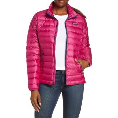 Patagonia Down Jacket, Pink