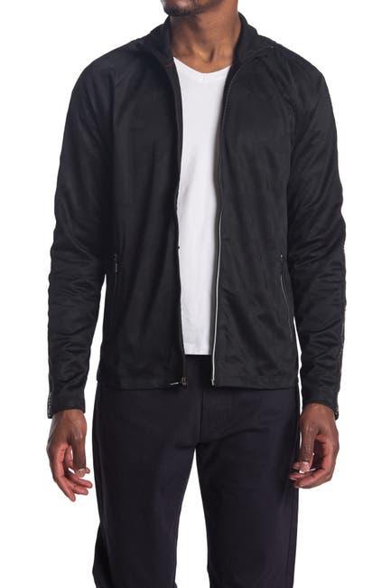 Image of Michael Kors Camo Jacquard Track Jacket