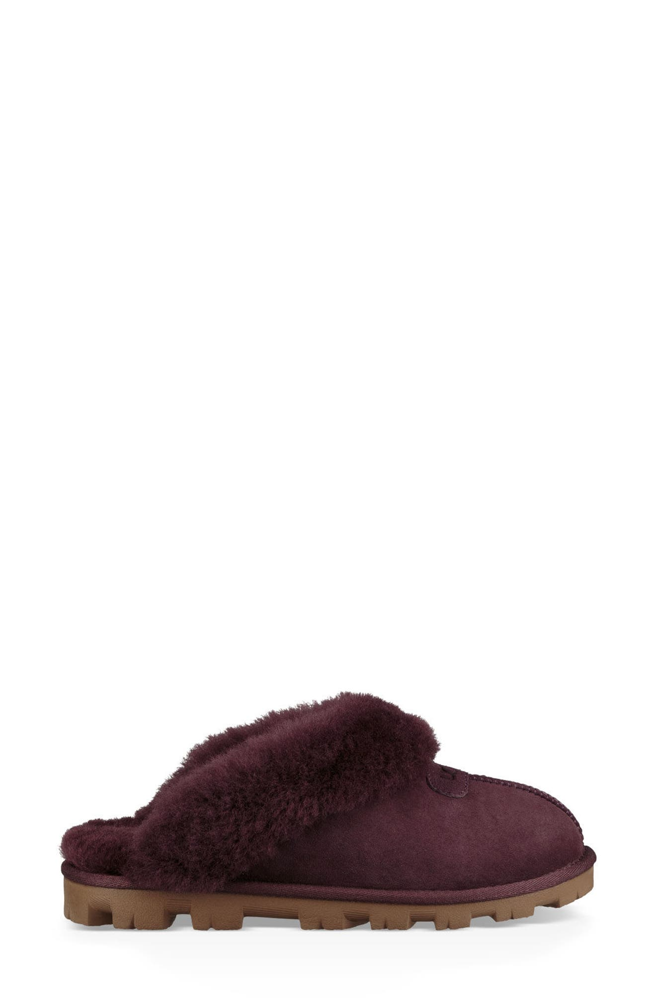 ,                             Genuine Shearling Slipper,                             Alternate thumbnail 65, color,                             553