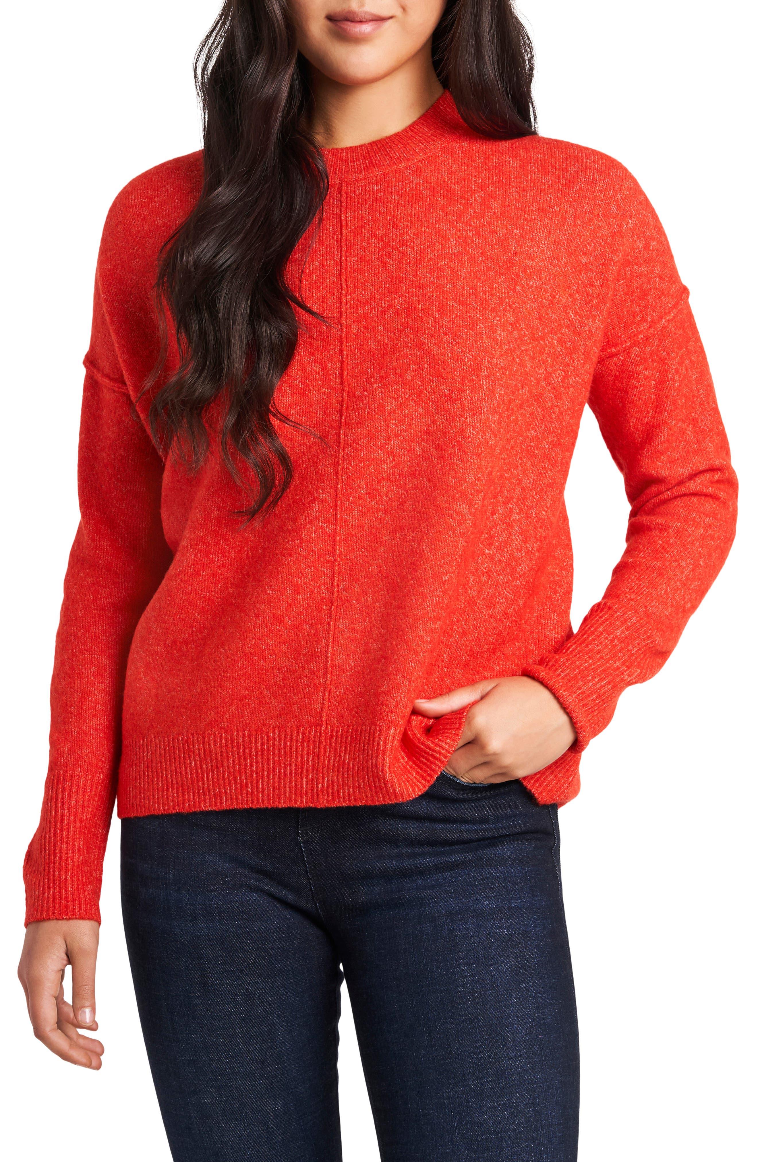 Image of Vince Camuto Crewneck Sweater