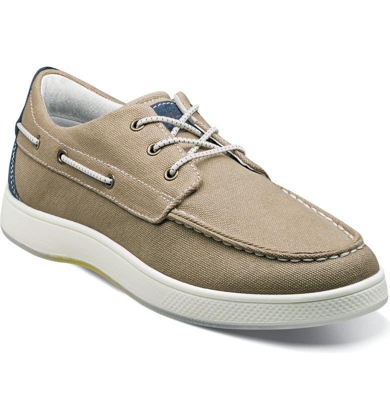 FLORSHEIM Edge Boat Shoe, Main, color, 274