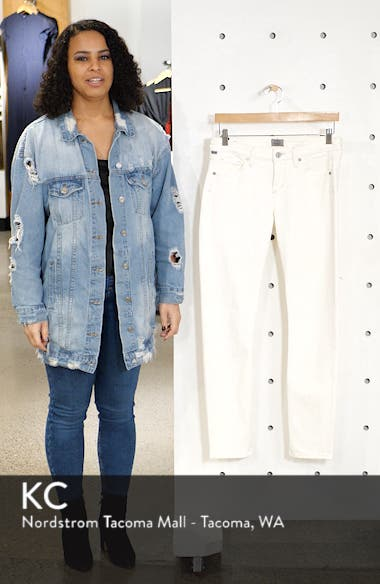 Racer Slim Jeans, sales video thumbnail