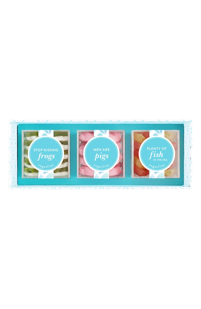 SUGARFINA 'Love Bites' Candy Gift Set, Main, color, PEACH