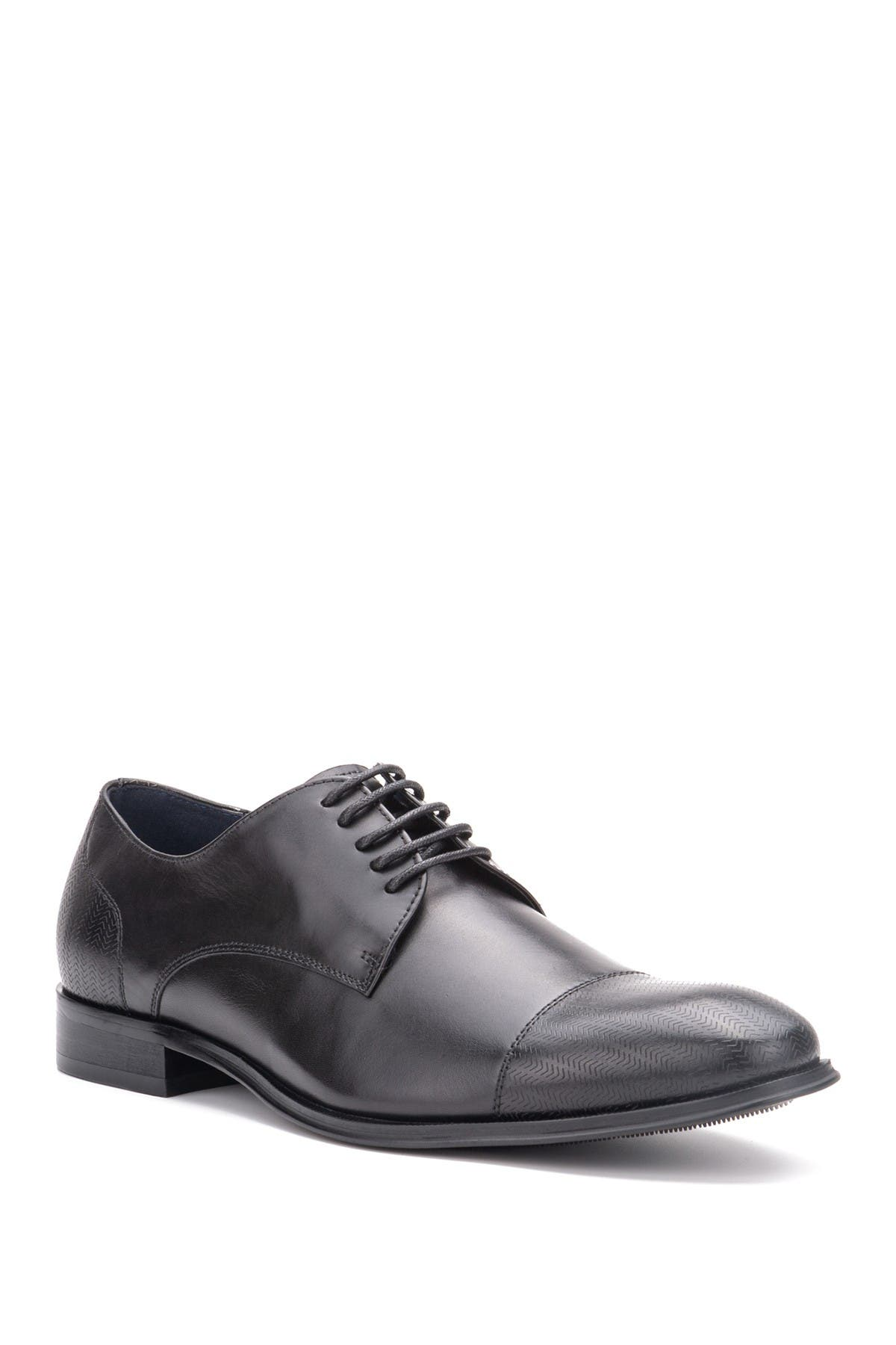Image of Vintage Foundry Radcliff Cap Toe Leather Derby