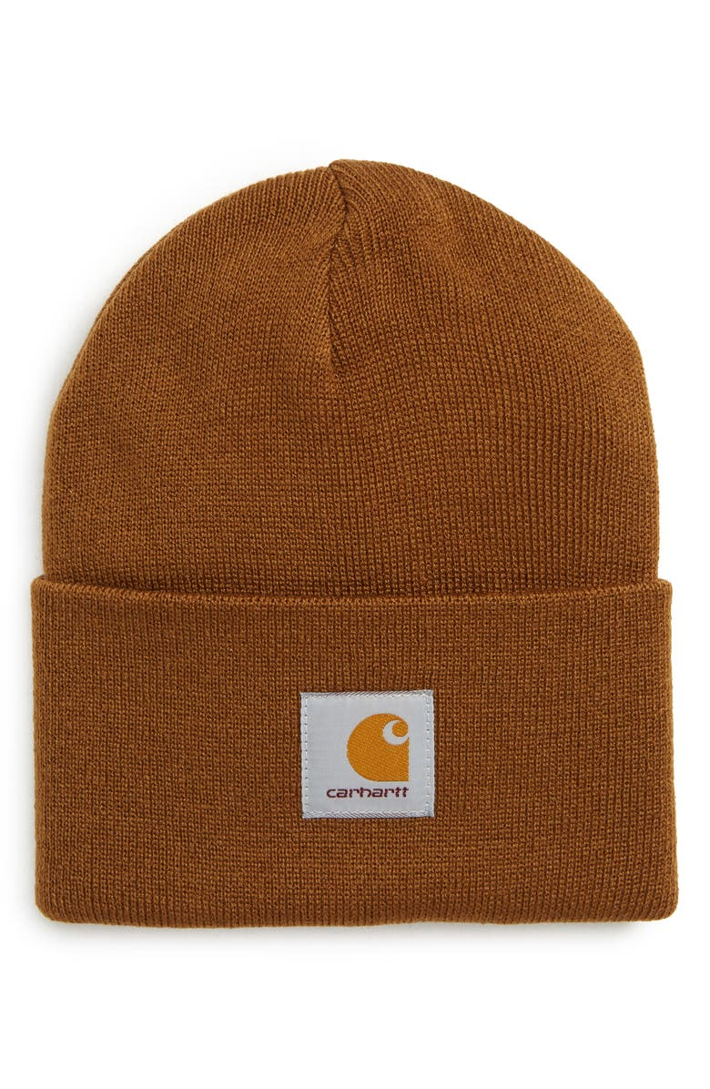 CARHARTT WORK IN PROGRESS Watch Hat, Main, color, HAMILTON BROWN