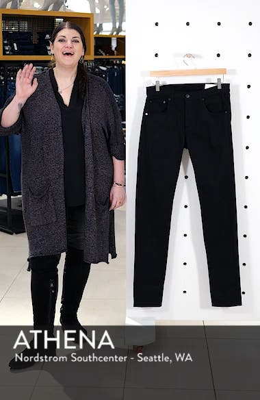 Standard Issue Fit 1 Skinny Fit Jeans, sales video thumbnail