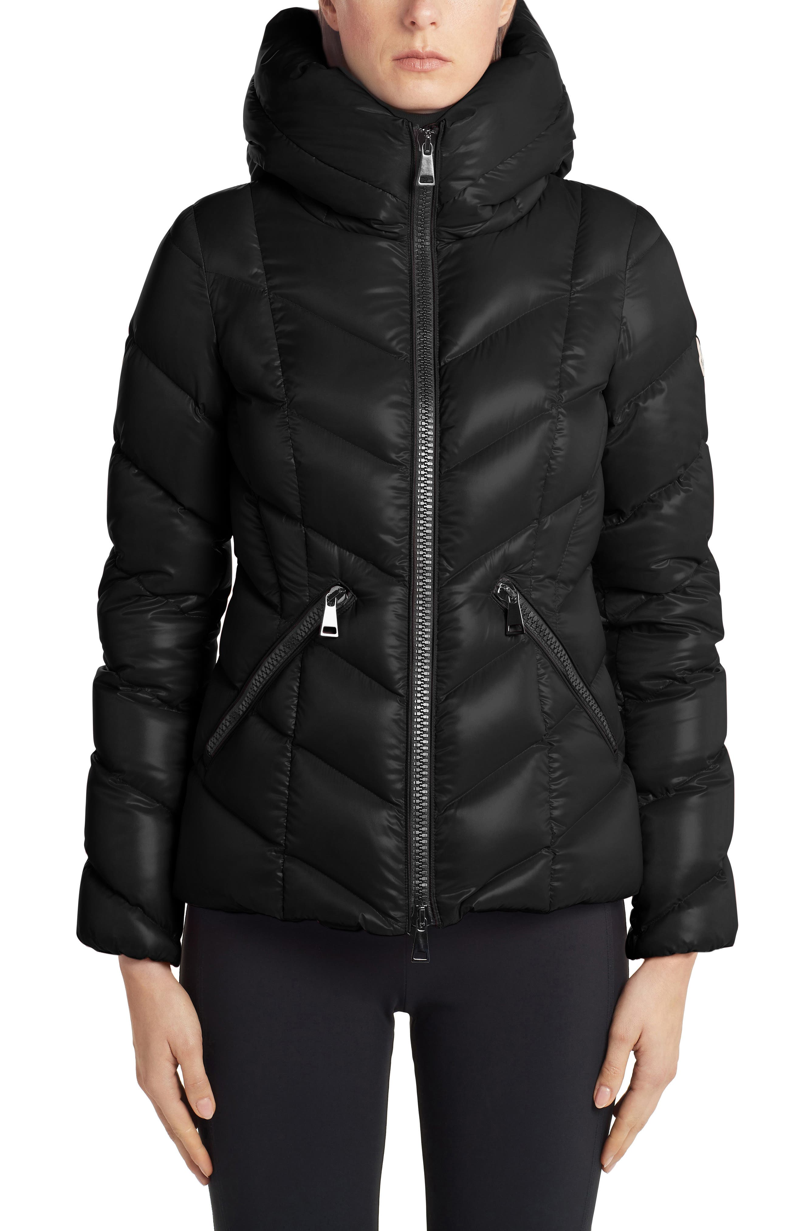 Moncler Fulig Quilted Down Puffer Jacket