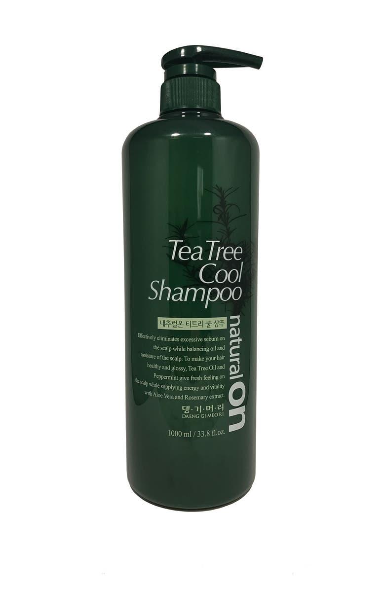 DAENG GI MEO RI Tea Tree Cool Shampoo, Main, color, no color