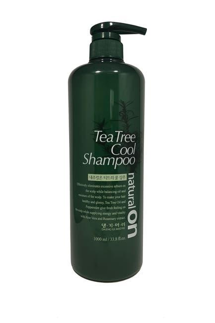 Image of DAENG GI MEO RI Tea Tree Cool Shampoo
