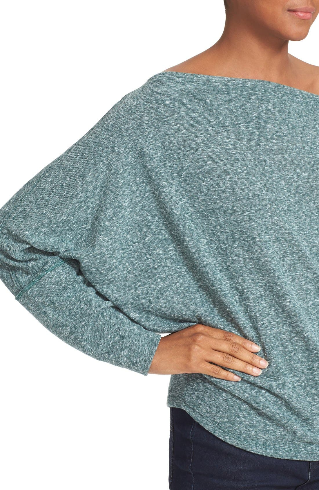 ,                             Valencia Off the Shoulder Pullover,                             Alternate thumbnail 39, color,                             440