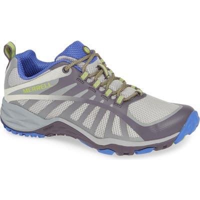 Merrell Siren Edge Q2 Hiking Shoe- Grey