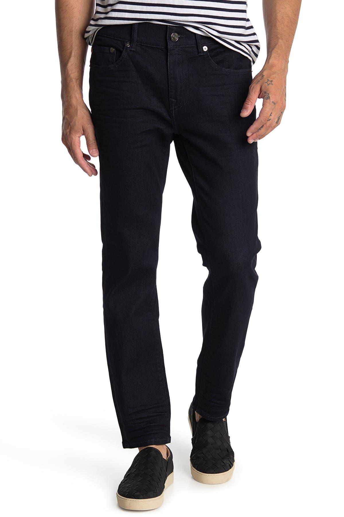 Image of True Religion Geno No Flap Straight Leg Jeans