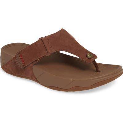 Fitflop Trakk(TM) Ii Sandal, Brown
