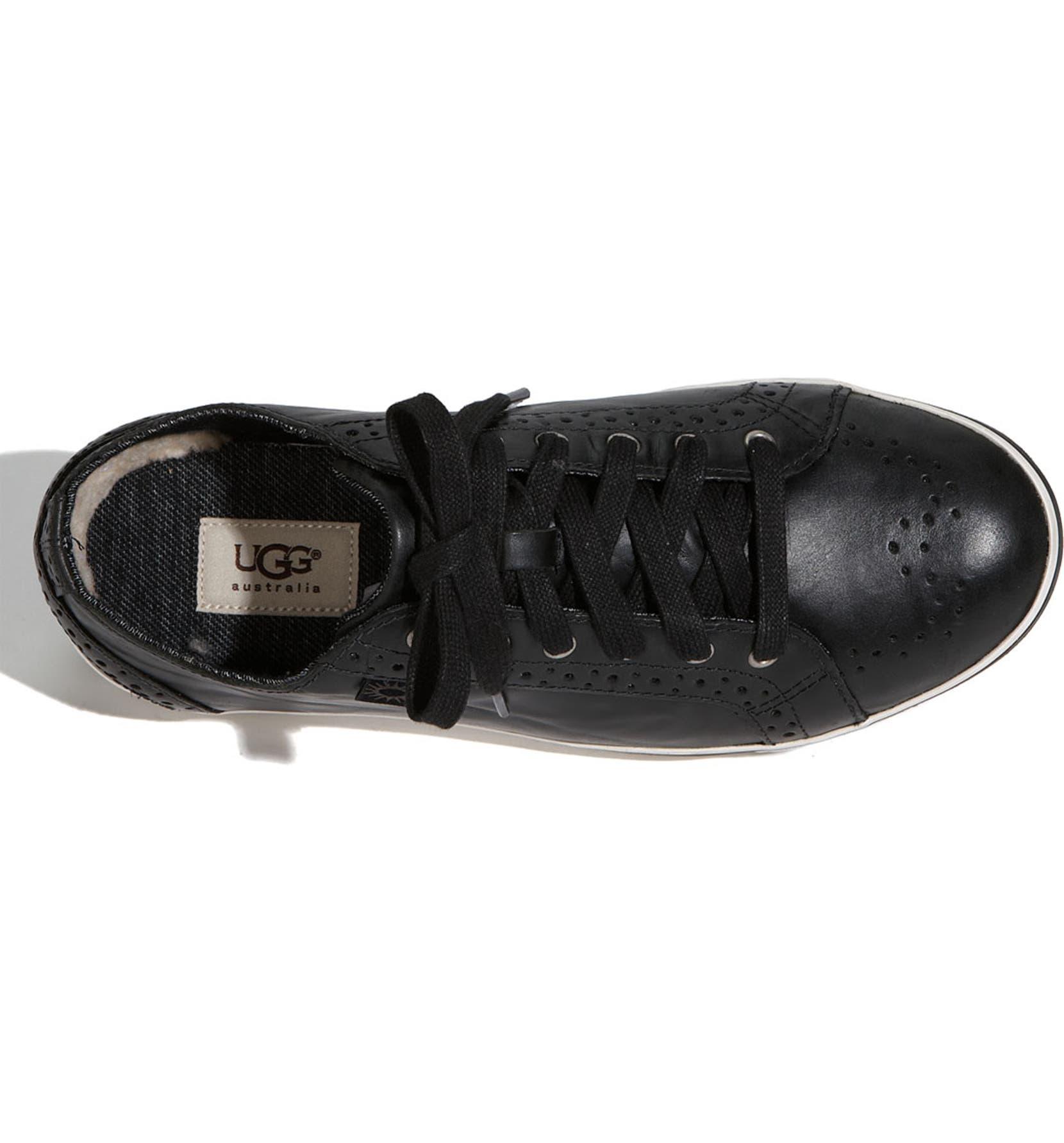 a6748dc94c3 UGG® Australia 'Roxford' Leather Sneaker (Men) | Nordstrom