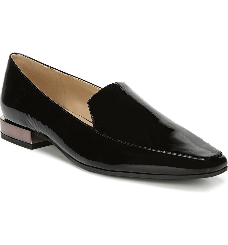 NATURALIZER Clea Loafer, Main, color, BLACK PATENT LEATHER