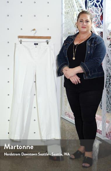 Teresa Sateen Trouser Pants, sales video thumbnail