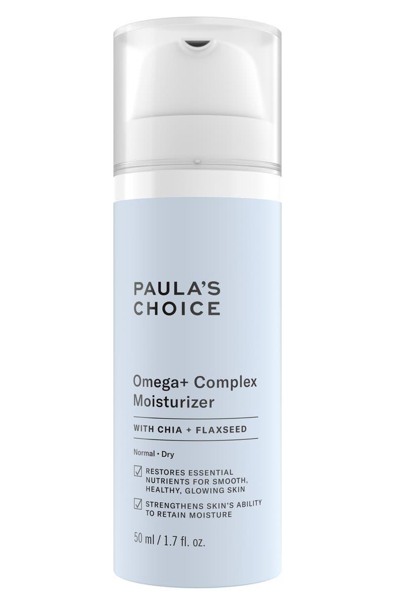 PAULA'S CHOICE Omega+ Complex Moisturizer, Main, color, NO COLOR