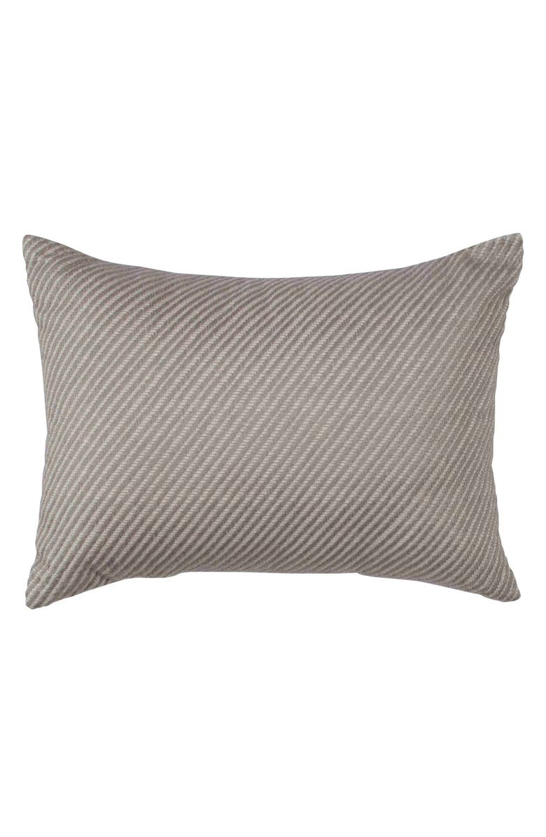 ED ELLEN DEGENERES Tulare Twill Accent Pillow, Main, color, 250
