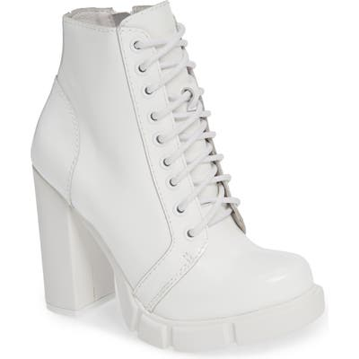 Jeffrey Campbell Solar Boot, White