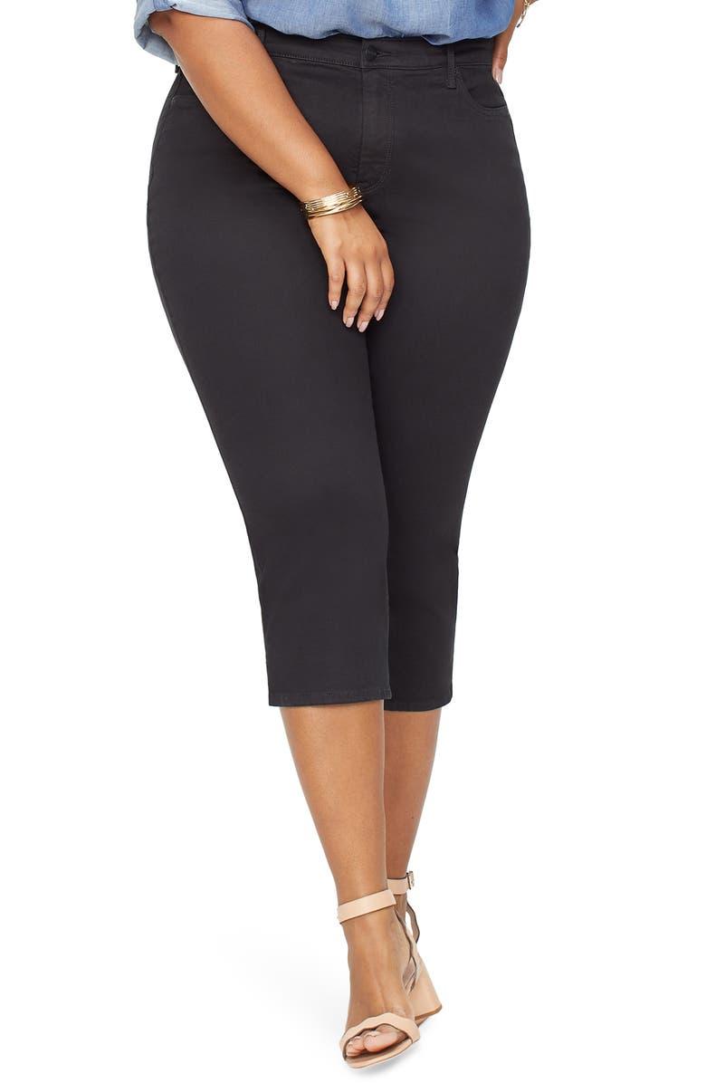 NYDJ Capri Skinny Jeans, Main, color, 001