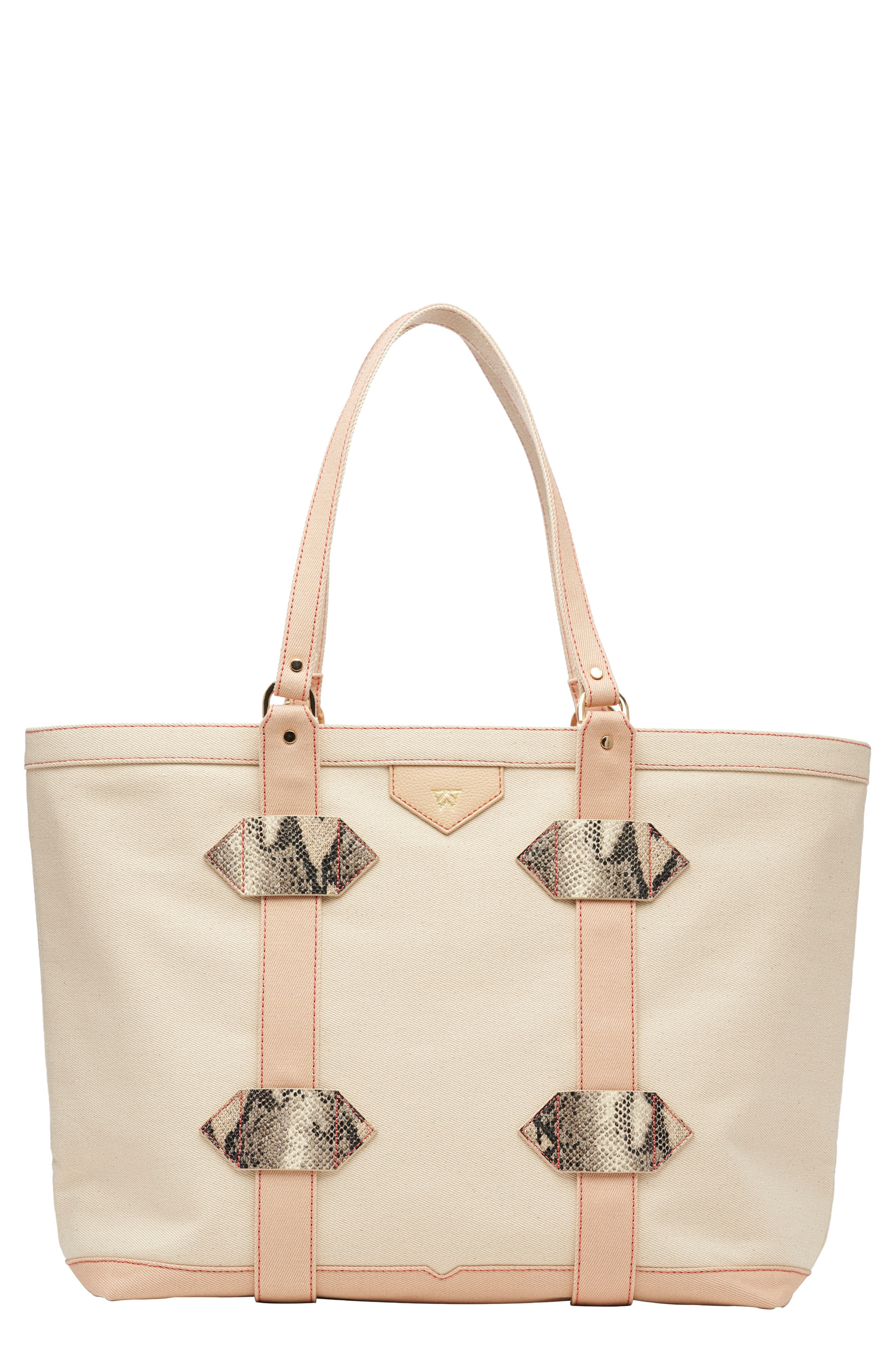 Water Resistant Out Of Town Tote