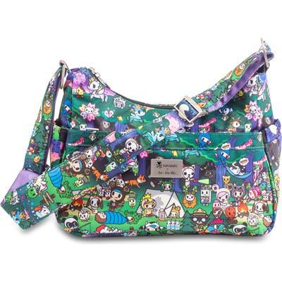 Infant Ju-Ju-Be Hobobe Diaper Bag - Green