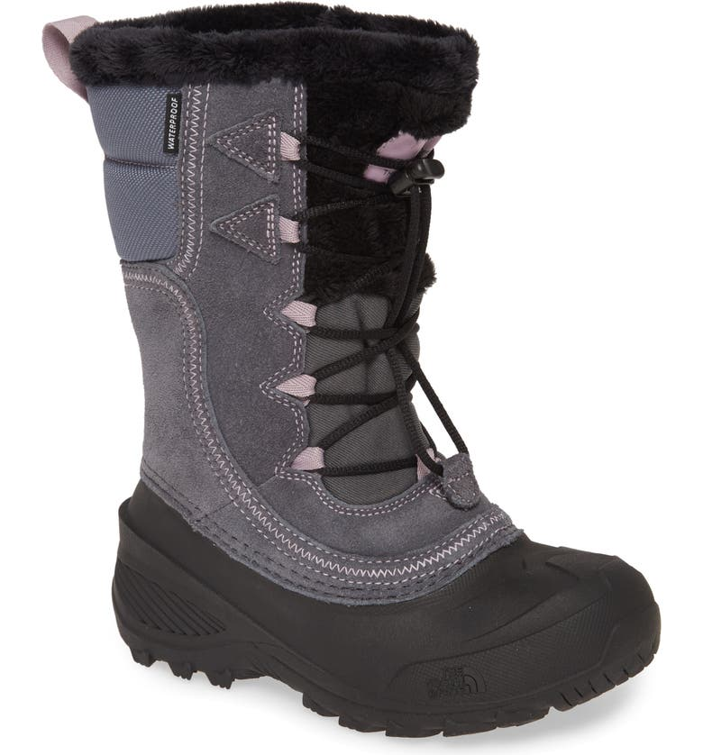 THE NORTH FACE Shellista IV Waterproof Insulated Boot, Main, color, 021