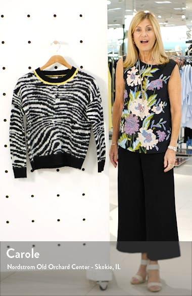 Zebra Stripe Sweater, sales video thumbnail