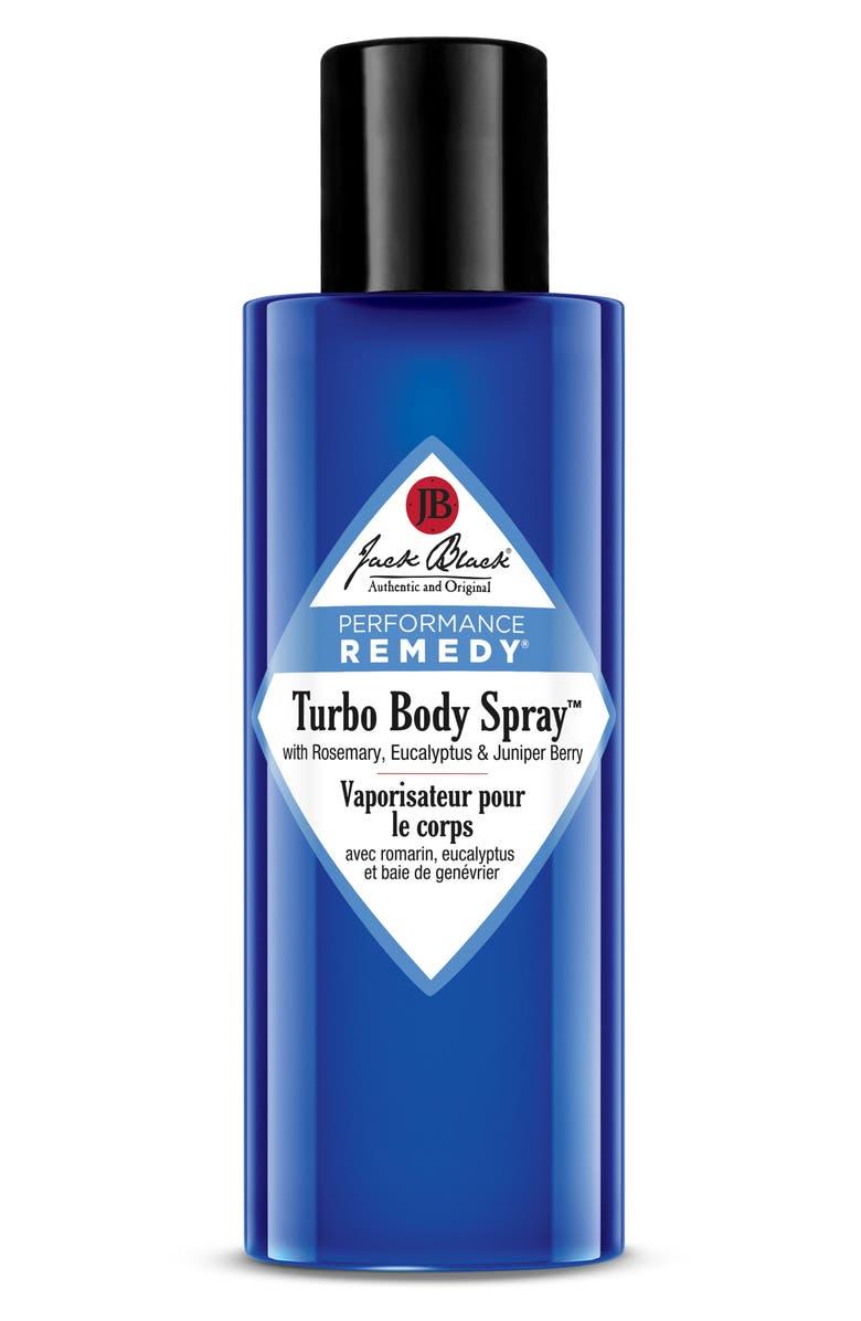 JACK BLACK Turbo Body Spray, Main, color, NO COLOR