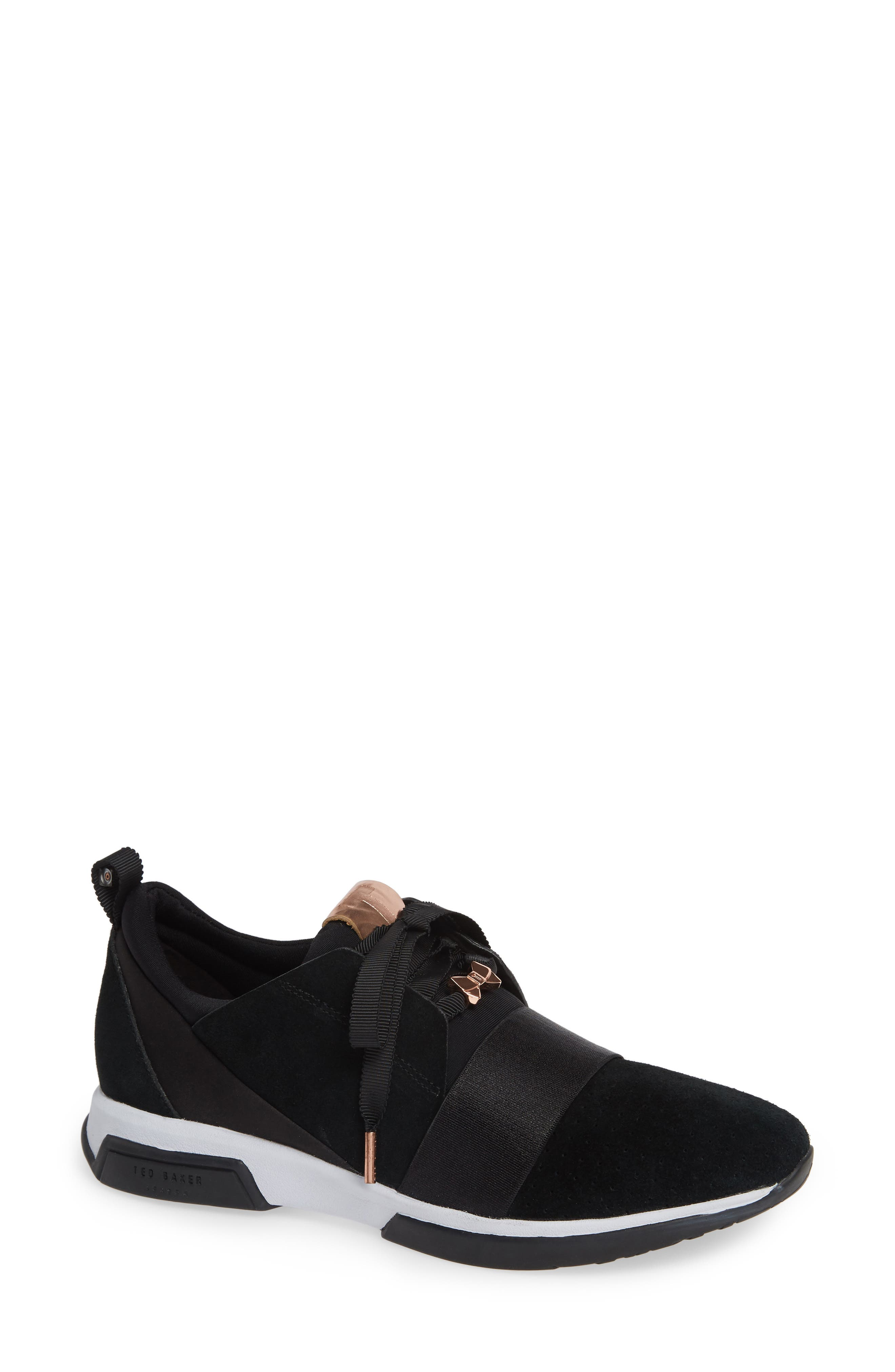 Ted Baker London Cepap Sneaker - Black
