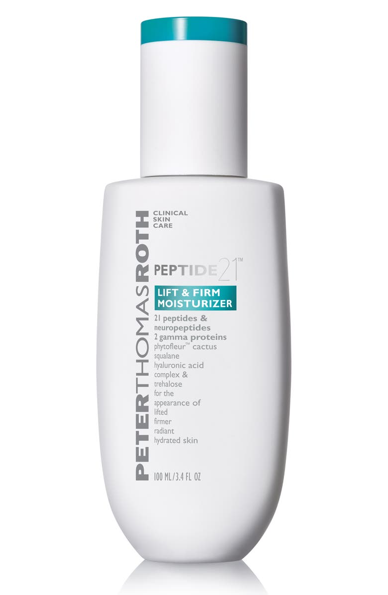 PETER THOMAS ROTH Peptide 21 Lift & Firm Moisturizer, Main, color, NO COLOR
