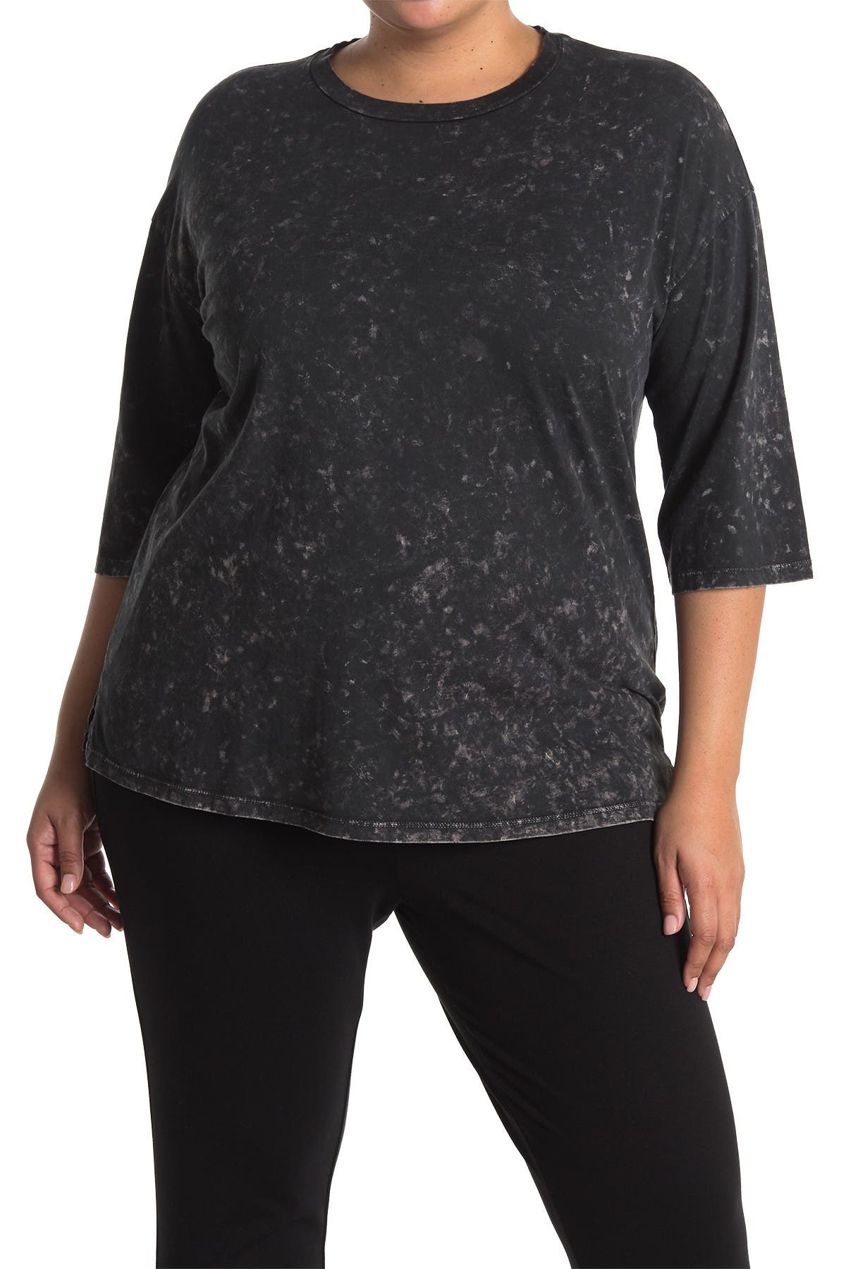 Image of VERO MODA 3/4 Sleeve T-Shirt