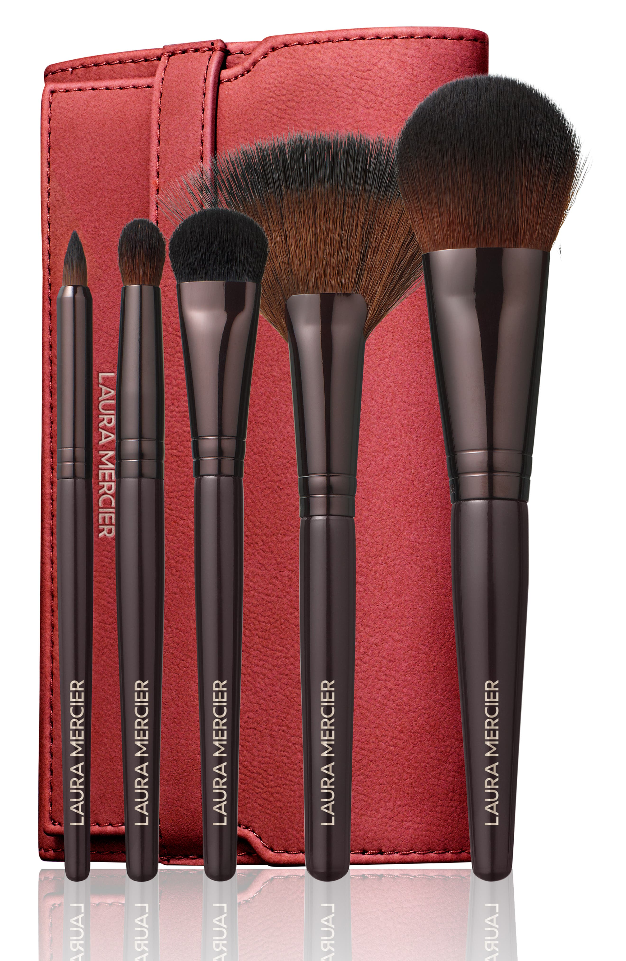 Paint The Town Travel Size Brush Set by Laura Mercier