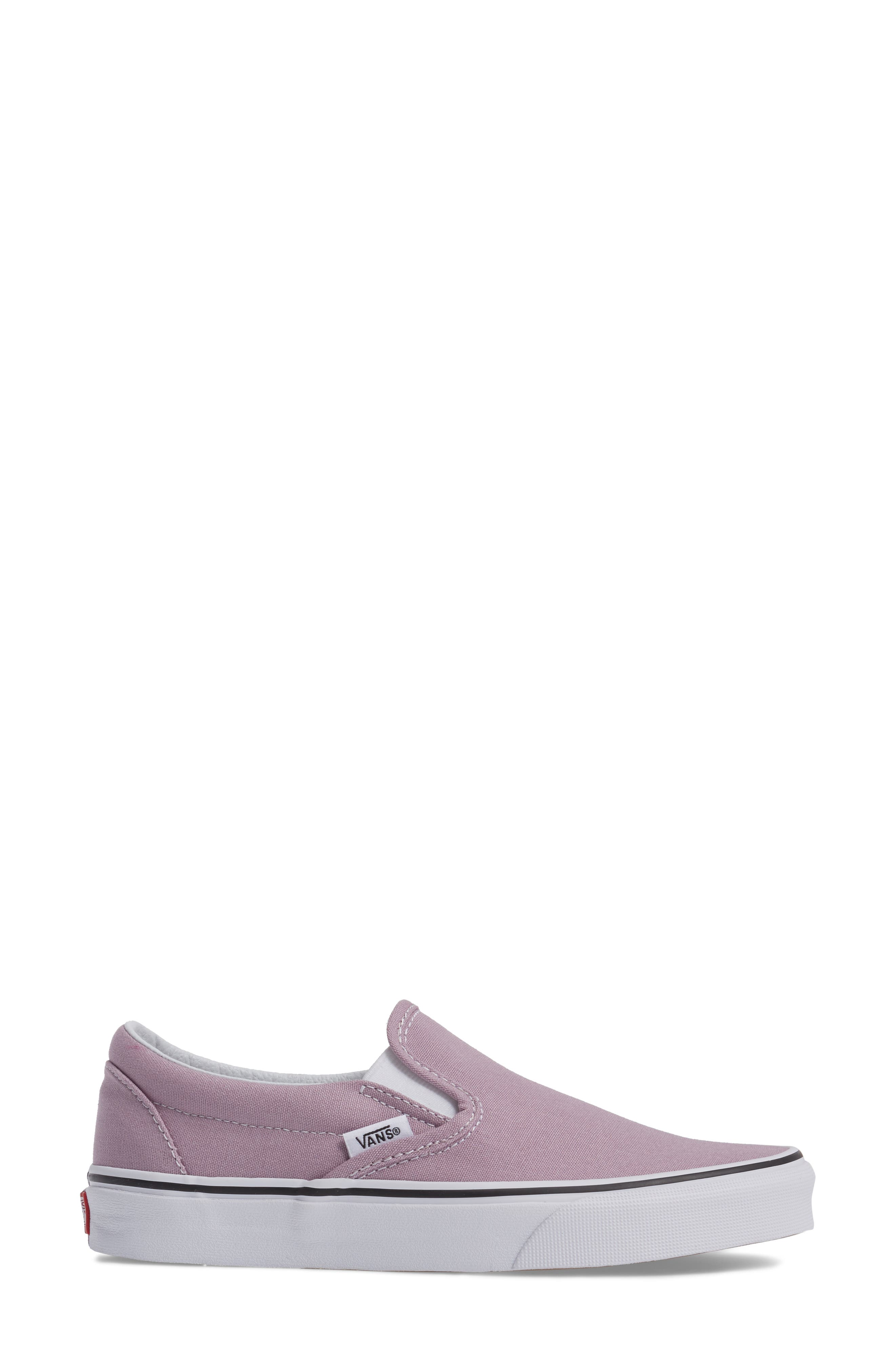 ,                             Classic Slip-On Sneaker,                             Alternate thumbnail 374, color,                             555