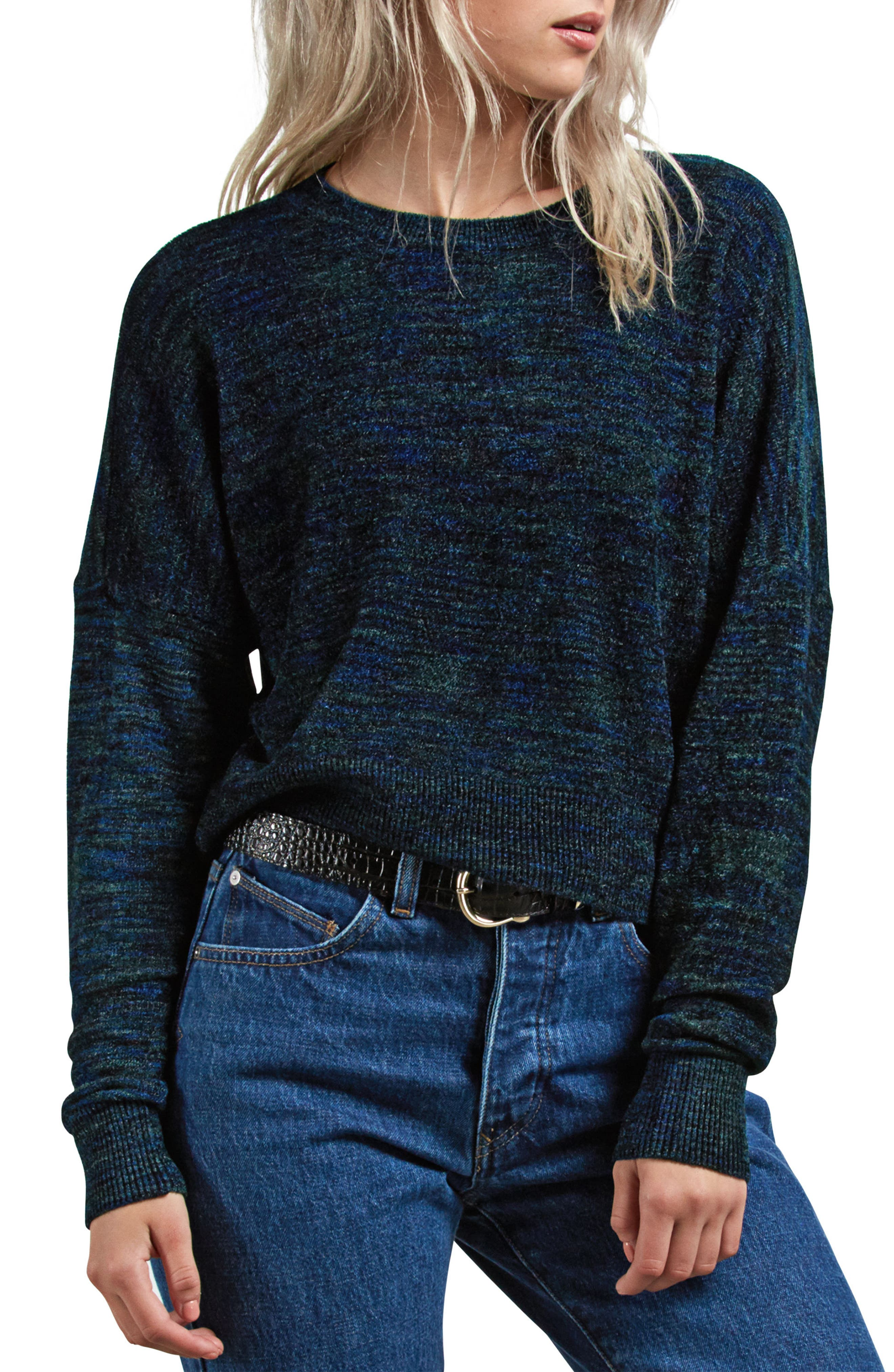 Volcom The Favorite Sweater, Green