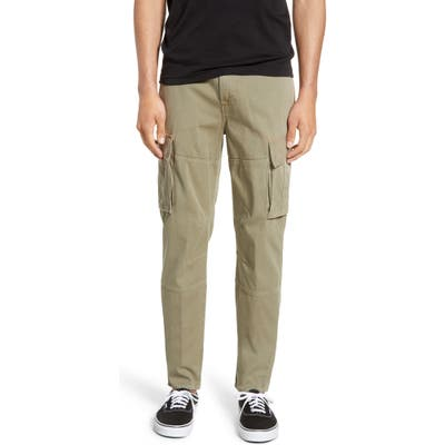 Hudson Jeans Skinny Fit Cargo Pants, Green