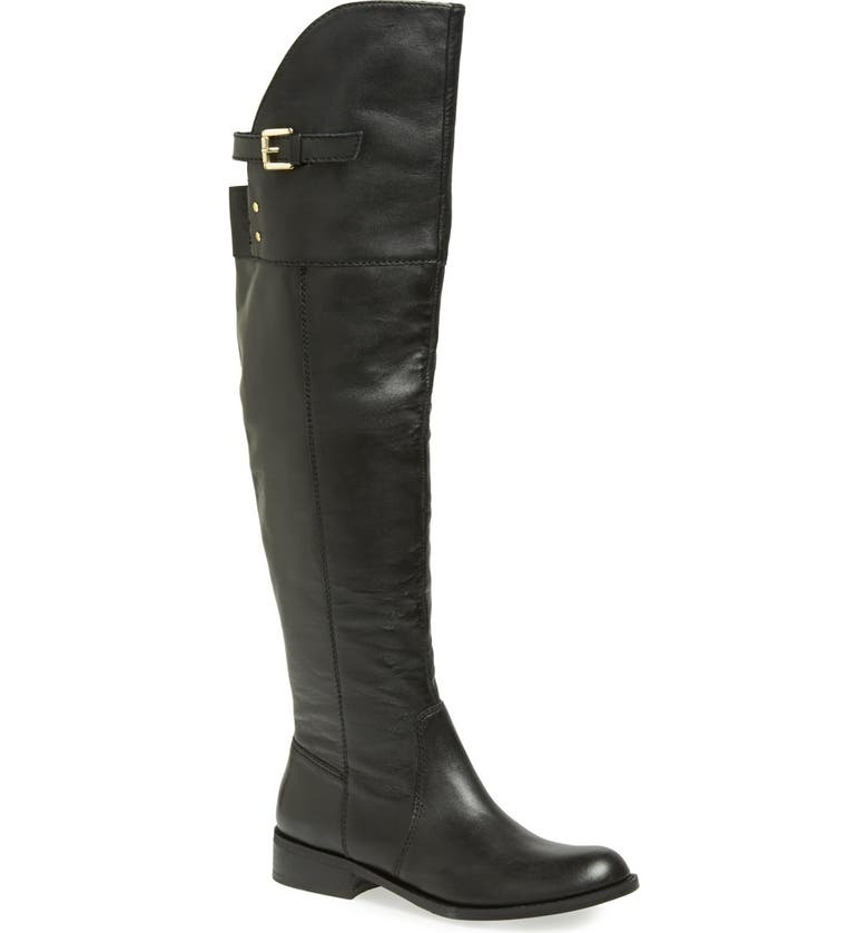 STEVE MADDEN 'Chiik' Knee High Boot, Main, color, 001