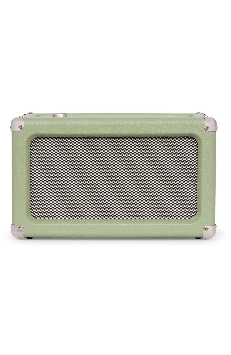 CROSLEY RADIO Bluetooth<sup>®</sup> Speaker, Main, color, GREEN