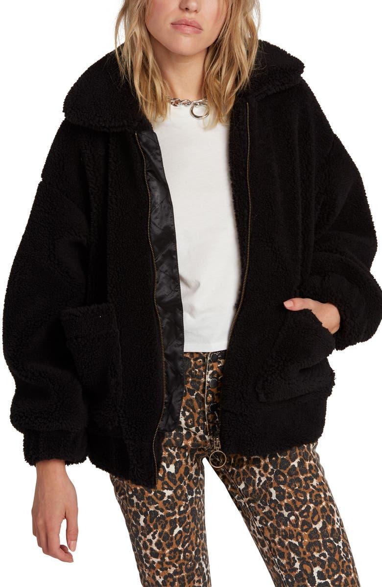 Volcom Sea Sherpant Fleece Jacket
