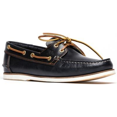Rodd & Gunn Governors Bay Boat Shoe, Blue