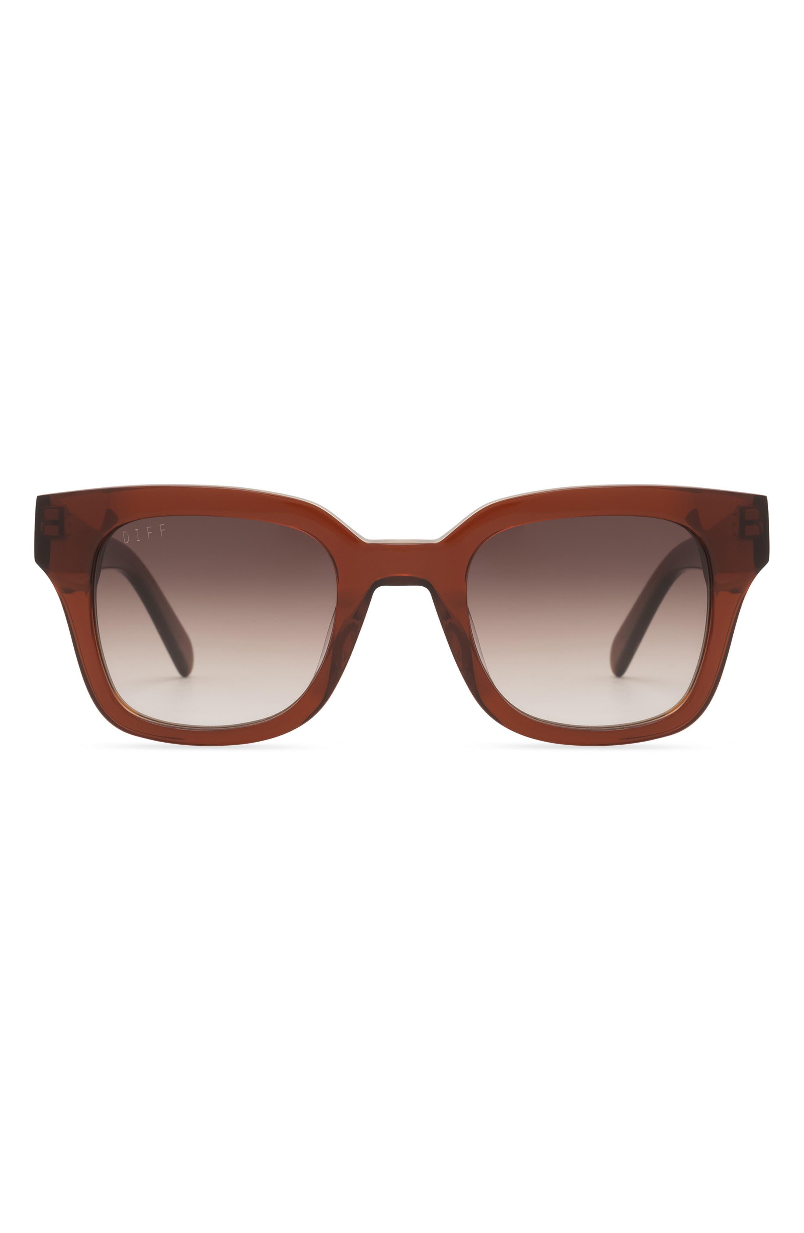 Jean 55mm Square Sunglasses