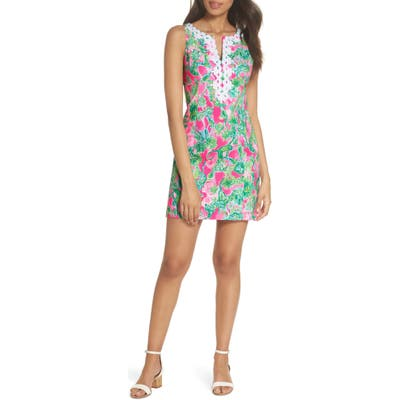 Lilly Pulitzer Gabby Tropical Print Dress
