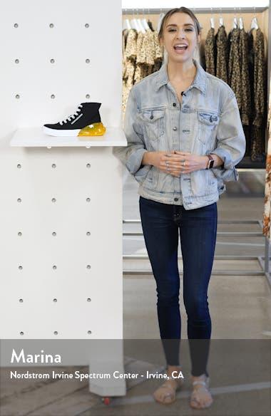 Moreen High Top Sneaker, sales video thumbnail