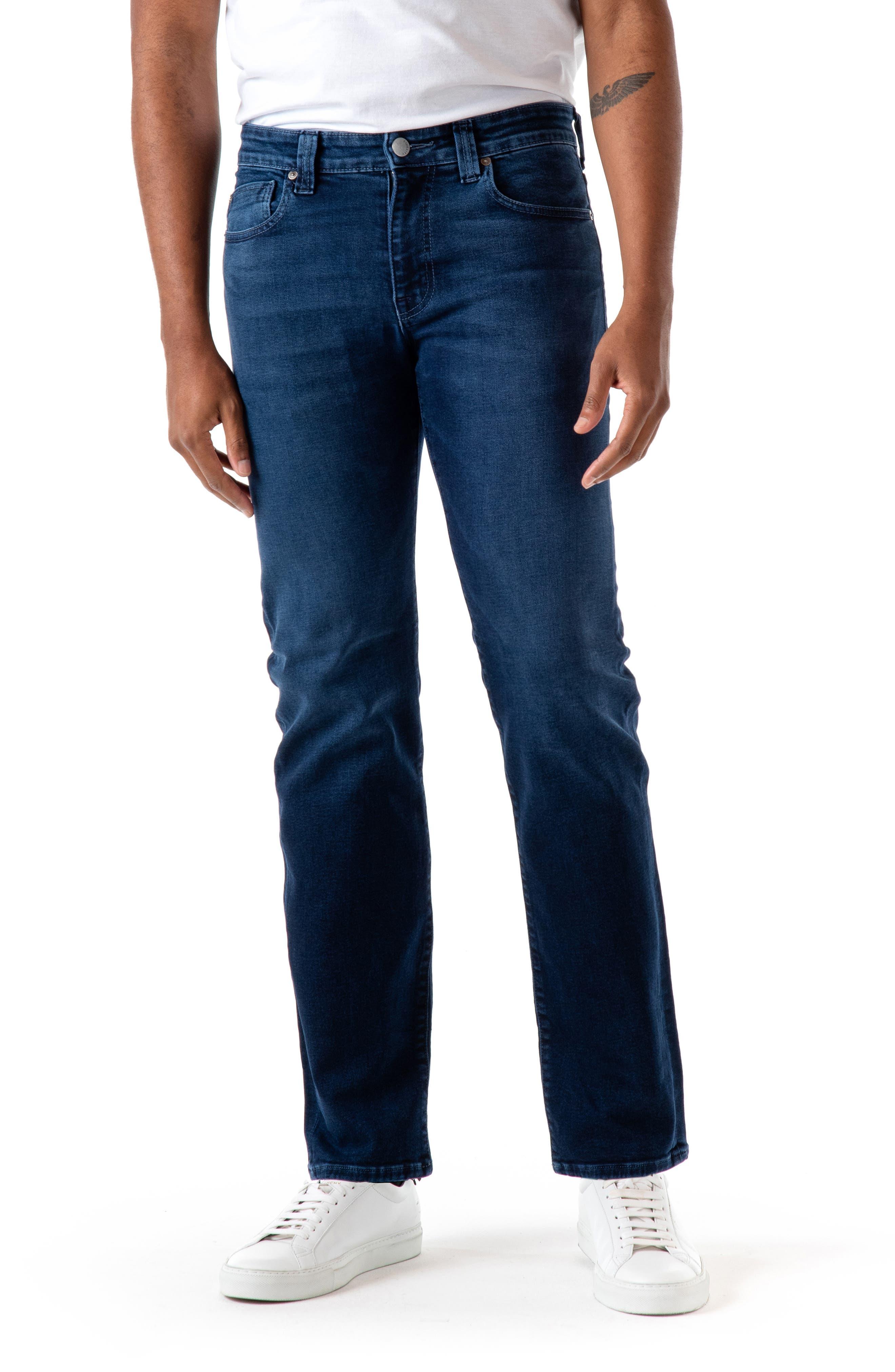 Jimmy Slim Straight Leg Jeans