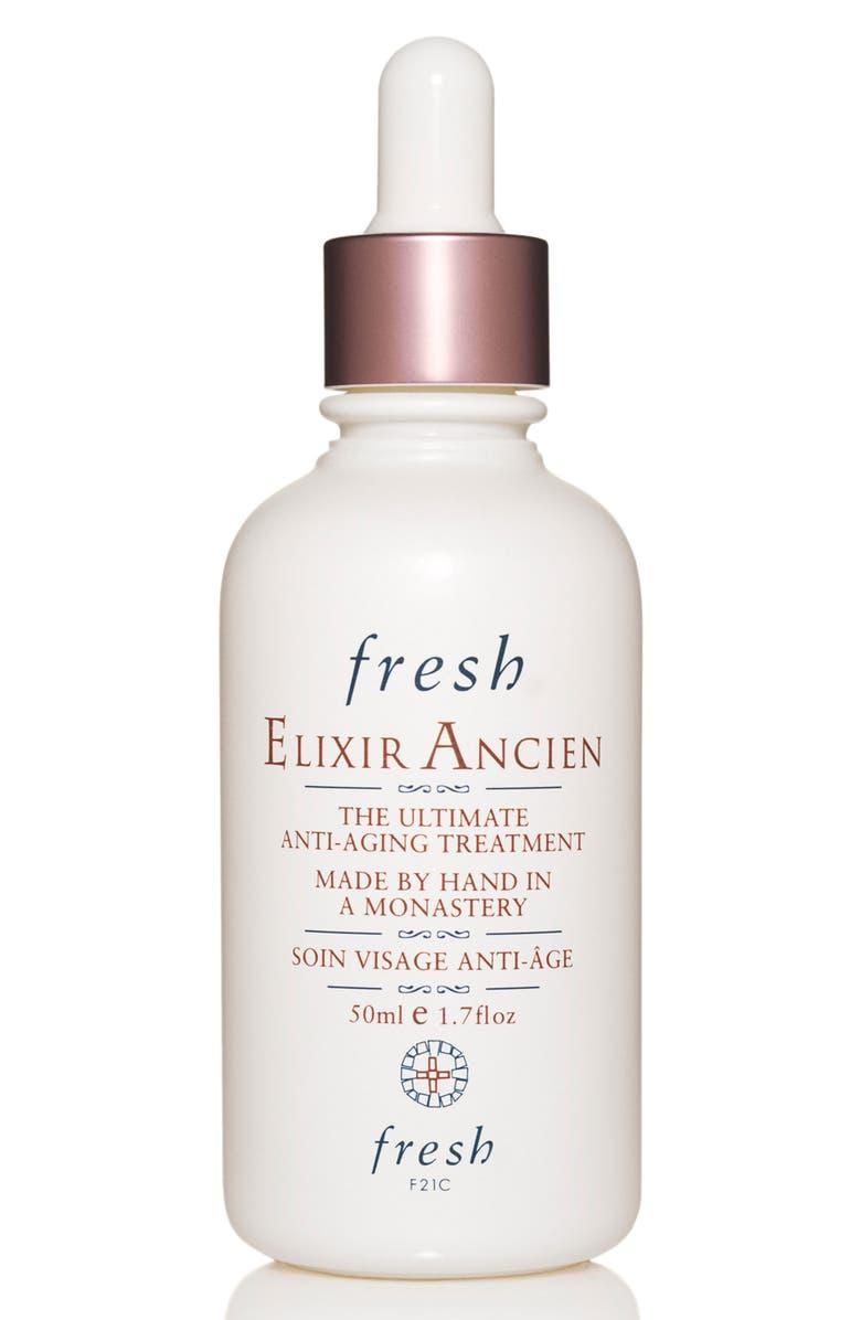 FRESH<SUP>®</SUP> Elixir Ancien Anti-Aging Treatment Face Oil, Main, color, NO COLOR
