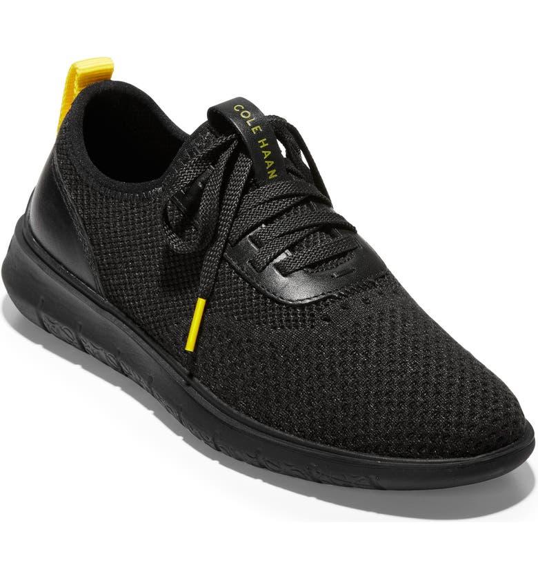 COLE HAAN ZeroGrand Generation Stitchlite Sneaker, Main, color, 001